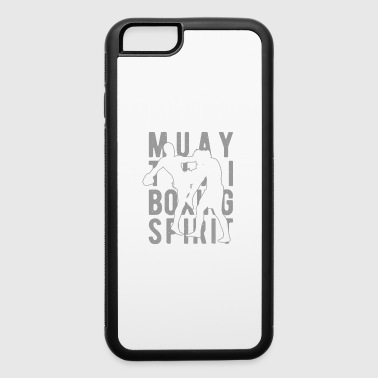 Muay Thai - iPhone 6/6s Rubber Case