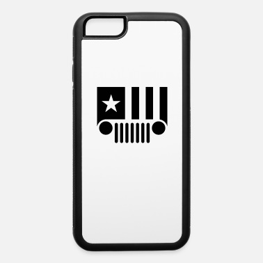Stars And Stripes Stars and Stripes Jeep - iPhone 6 Case