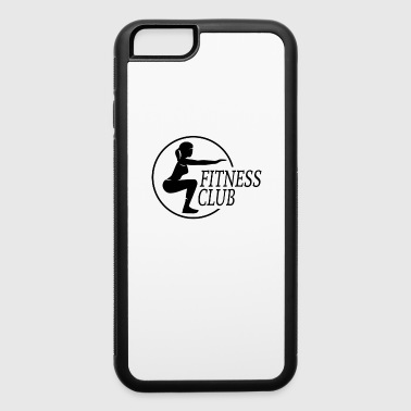 Fitness Club 01 - iPhone 6/6s Rubber Case
