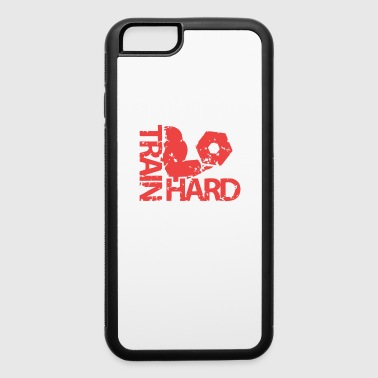 Train Hard 03 - iPhone 6/6s Rubber Case