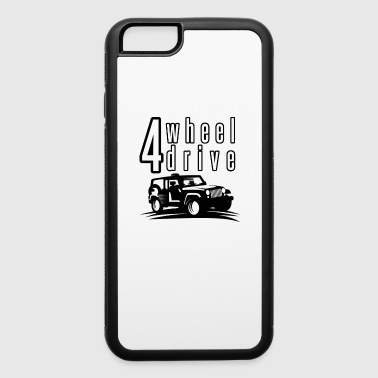 4 Wheel Drive 03 - iPhone 6/6s Rubber Case