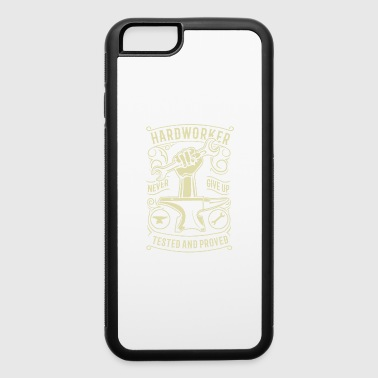 Racing Hard Worker - iPhone 6/6s Rubber Case