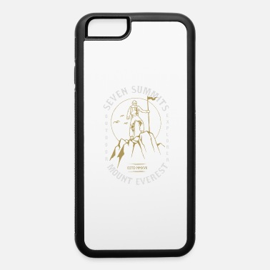 Mount Everest The Summit Mount Everest - iPhone 6 Case