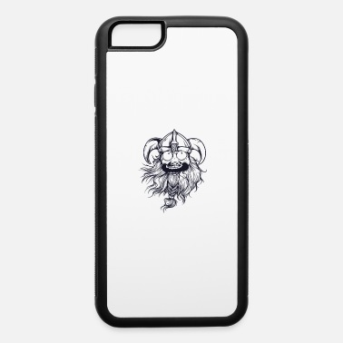 Viking Funny Crazy Viking Funny Face - iPhone 6 Case