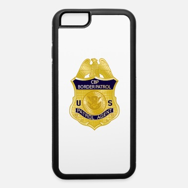 State Border United States Border Patrol Badge Immigration - iPhone 6 Case