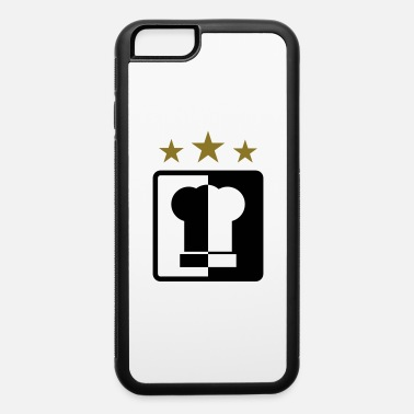 Star Chef Starred chef hat - iPhone 6 Case