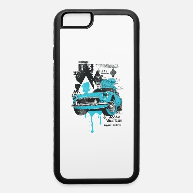 Fastandfurious vintage car design - for t shirt - iPhone 6 Case