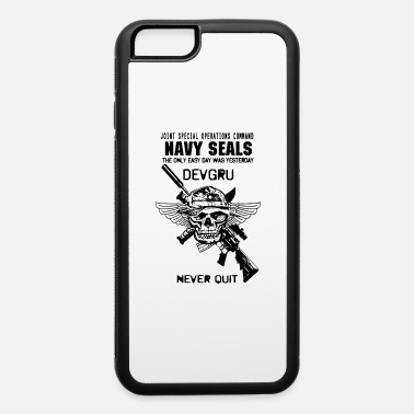 Number Joint Special Operations Command Navy Seals Devgru - iPhone 6 Case