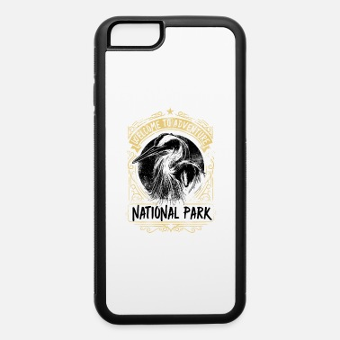 National Parks National Park adventure forest national - iPhone 6 Case