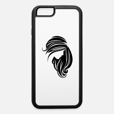 Salon hair salon - iPhone 6 Case