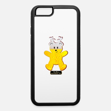 Beer Bear With Antlers Beer - bear with antlers (DDP) - iPhone 6 Case