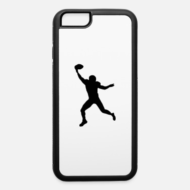 Wide Receiver Wide Receiver Silhouette - iPhone 6 Case