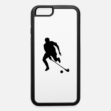 Field Hockey Player - iPhone 6 Case