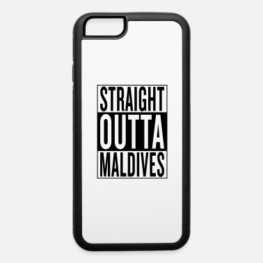 Home Town Land Country State Maldives - iPhone 6 Case