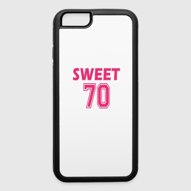 Sweet 70 - iPhone 6/6s Rubber Case