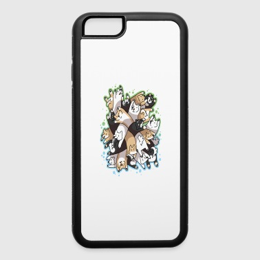 Dog Pile - iPhone 6/6s Rubber Case