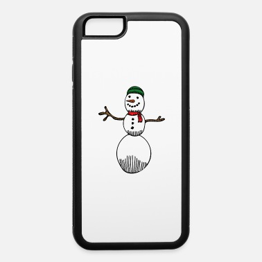 Tome213 Snowman - iPhone 6 Case