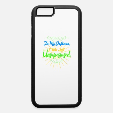 Defence In My Defence Unsupervise - iPhone 6 Case