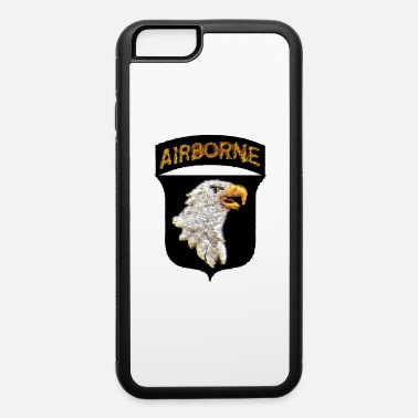 101st AB Type 8 Patch Airborne - WW2 RIGHT - iPhone 6 Case