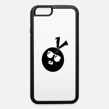 Hijacker unique funny bat's hijacking graphic art - iPhone 6 Case