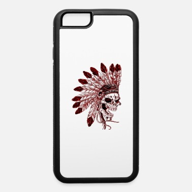 Indian Skull indian skull - iPhone 6 Case