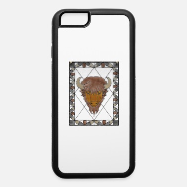 Native American Buffalo Native American Buffalo - iPhone 6 Case
