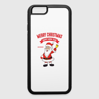 Funny Cool Cute Santa Claus Christmas Xmas Gifts - iPhone 6/6s Rubber Case