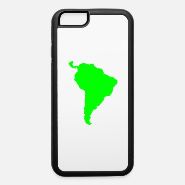 South America south america green - iPhone 6 Case