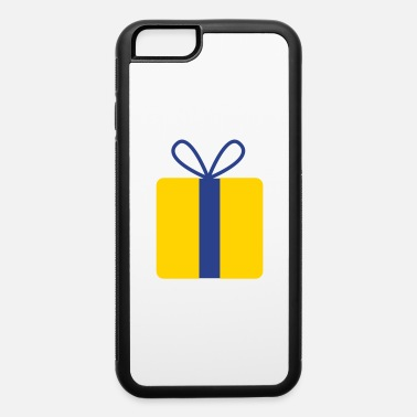 Present present gift with bow - iPhone 6 Case