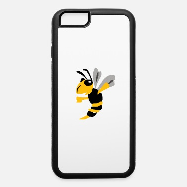 Yellow Jacket Yellow Jacket Art - iPhone 6 Case