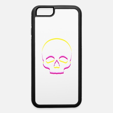 Atopic CMY Skull - iPhone 6 Case