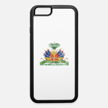 Made In Haiti Haitian Coat of Arms Haiti Symbol - iPhone 6 Case