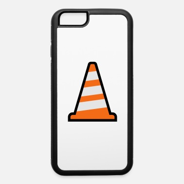 Site Pylon Construction Site - iPhone 6 Case