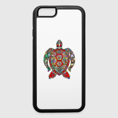 Baltic Sea sea turtle - iPhone 6/6s Rubber Case