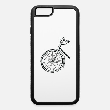 Difference Bicycle Road Bike Mountain Bike Green Gift Idea - iPhone 6 Case