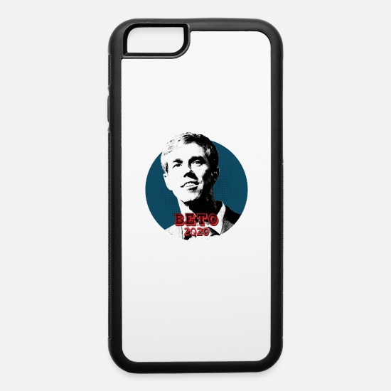 Vote iPhone Cases - Beto 2020 - iPhone 6 Case white/black