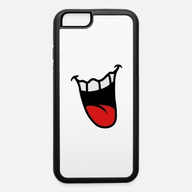 Mouth Mouth - iPhone 6 Case
