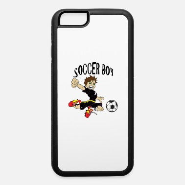 Soccer SOCCER BOY TEXT - iPhone 6 Case