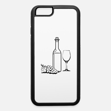 Wine Wine wine bottle red wine - iPhone 6 Case