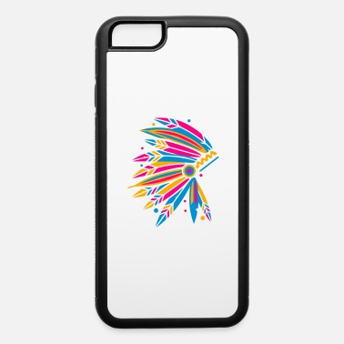Headdress Chieftain's Headdress - iPhone 6 Case