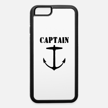 captain - iPhone 6 Case