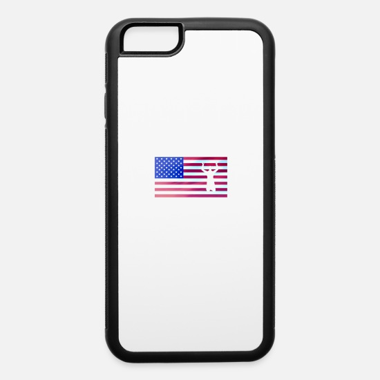 Day Of Prayer And Repentance iPhone Cases - Apparel for National Day Of Prayer National Day Of - iPhone 6 Case white/black