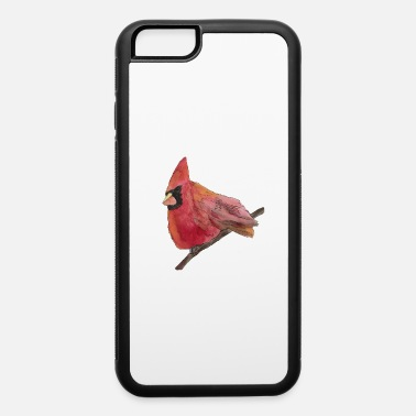 Red Cardinal - iPhone 6 Case