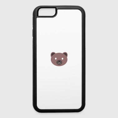 Mama Bear Mother's Day Love Gifts - iPhone 6/6s Rubber Case