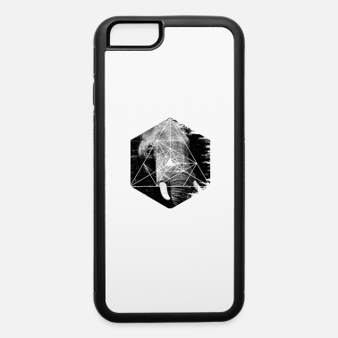 Autonaut Geometric Elephant vintage - iPhone 6 Case
