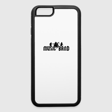 Band Music Band - iPhone 6/6s Rubber Case