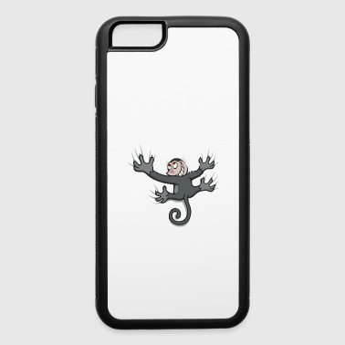 Marmoset monkey - iPhone 6/6s Rubber Case