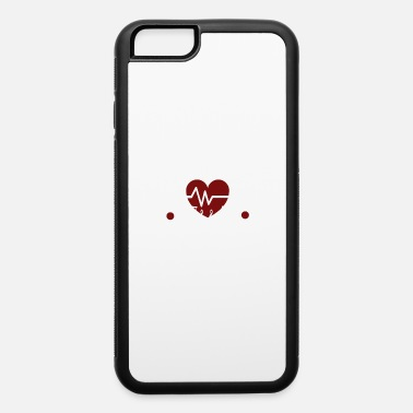 Turn up the love music heartbeat - iPhone 6/6s Rubber Case