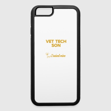 Vet Tech Son T-shirt Some People Dream Of Meeting - iPhone 6/6s Rubber Case