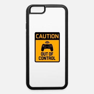 caution - iPhone 6/6s Rubber Case